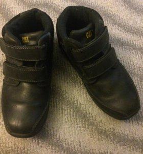 Ботинки(в отличном состоянии)
