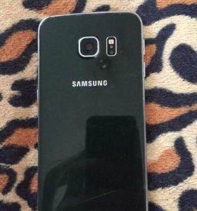 Телефон Galaxy s6 edge