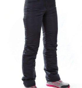 Новые женские утеплённые брюки