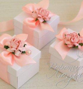 Роскошная розовая свадьба, свадебное оформление