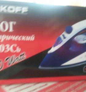 Утюг Jarkoff jk-803G