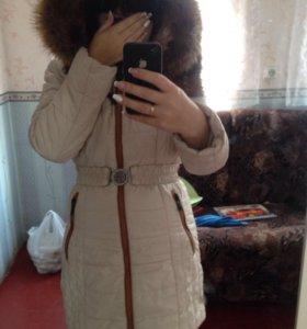 Тёплая тёплая куртка