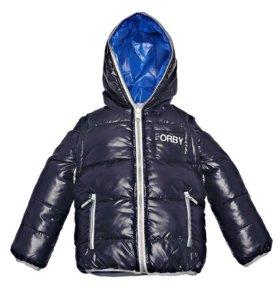 Куртка-жилет orby 110 см 4 в 1