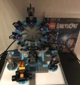 Стартовый набор Лего дименшенс для PS 3