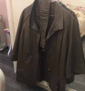 Куртка кожа 46 -48