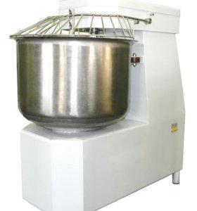 Тестомесильная машина спиральная ТМС-60-2