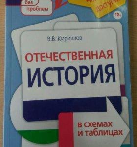 Справочник по истории В.В.Кириллов