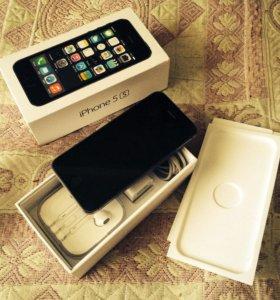 Iphone 5s 32gb. Хороший