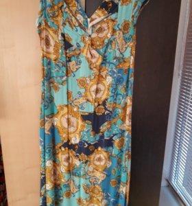 Летние платья 54-56