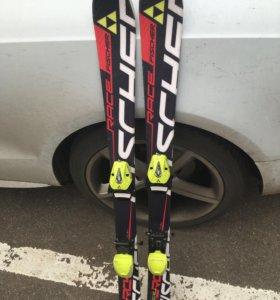 Детские горные лыжи Fischer Race RC4 110