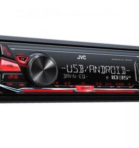 Автомагнитола JVC KD-X141