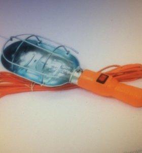 Светильник переносной РВО-60-01 А60/Е27 5м