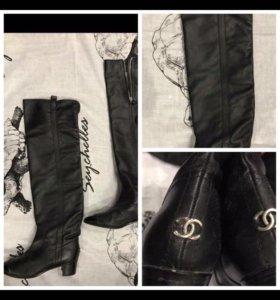 Сапоги Chanel оригинал