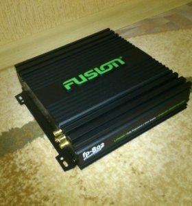 2-х канальный усилитель fusion fp-802