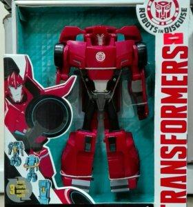 Трансформер Hasbro Robots in disguise (Sideswipe)