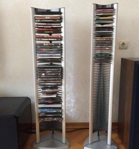 Полочки для дисков cd,dvd