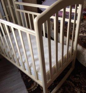 Детская кроватка!!!