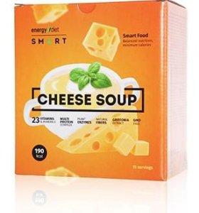 Сырный суп от Нл Интернешнл
