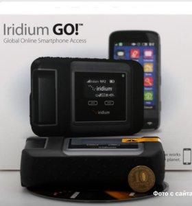 Iridium GO портативное устройство