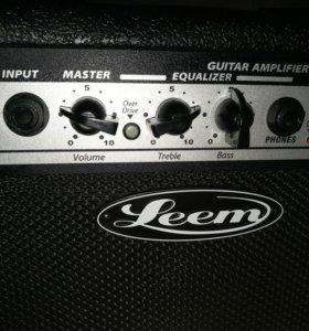 LEEM S10G Гитарный комбик