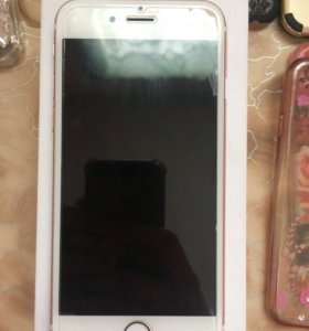 продаю iPhone 6s rose gold 16gb