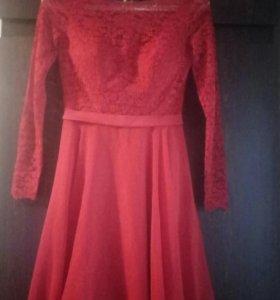 Платье на выпускной или любой торжественный вечер