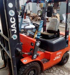 Погрузчик JAC CPCD15