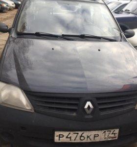 Renault logan 2006г