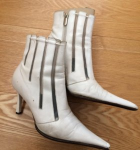 Ботинки, кожа, 36 размер