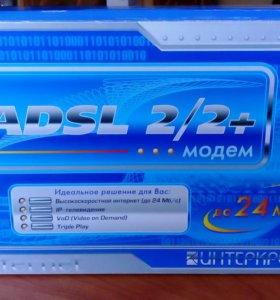 ADSL 2+ модем ICxDSL 5633 UE