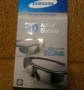 ЗD очки samsung SSG 3100gb