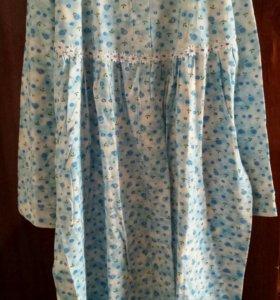 Новая ночная сорочка 58 размер