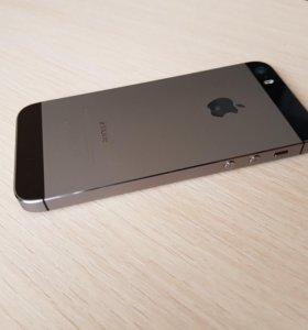IPhone 5s 16Gb Ростест с чеком