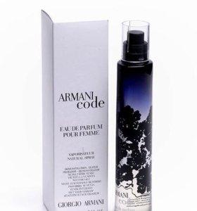 Armani Code Pour Femme, 75 ml (тестер)