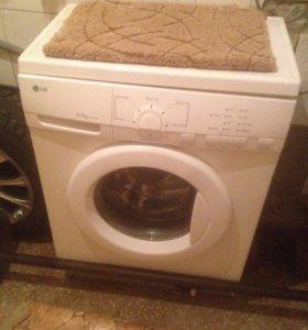 Машинка стиральная лдж
