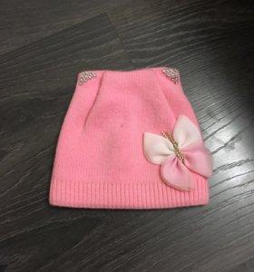 шапка осень 2-3 года
