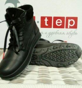 новые зимние женские ботинки S-tep
