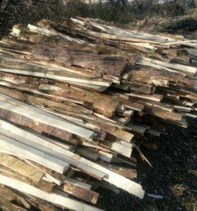 Срезка,дрова