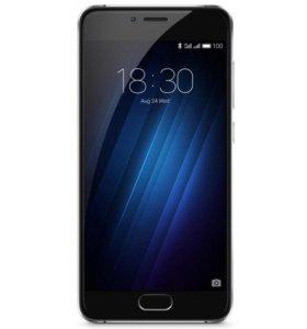 Смартфон Meizu U10 32Gb Black (новый)