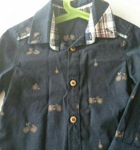 Рубашка для мальчика Choupette 92р