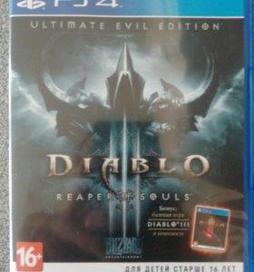 PS4 Diablo 3 Reaper of souls ОБМЕН