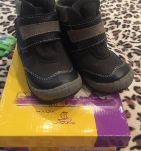 Детские ботинки Скороход р 20