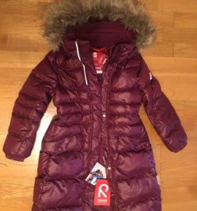 Новое пальто Reima зимнее