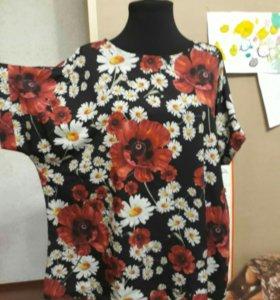 Блузка 56-58 размер