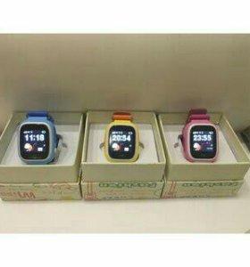 Smart baby watch Q90 умные детские часы