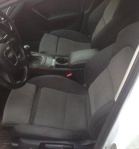Сидения салон  Audi A4 b8 sport