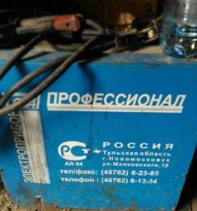 """Сварочный аппарат """"дуга-318м1""""ПРОФ(220-380)"""