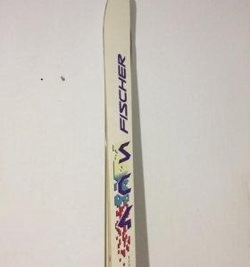 Горные лыжи FISCHER SC4 KEVLAR