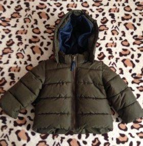 Куртка зимняя для мальчика  ☃