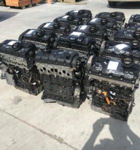 Двигатель 1.9 TDI 105 KM BKC BXE VW AUDI SKODA